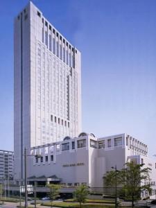 リーガロイヤルホテル外観