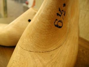 オーダーシューズ木型
